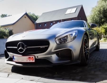 Mercedes AMG GTs «Edition1»