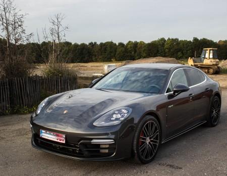 Porsche Panamera S-Hybrid